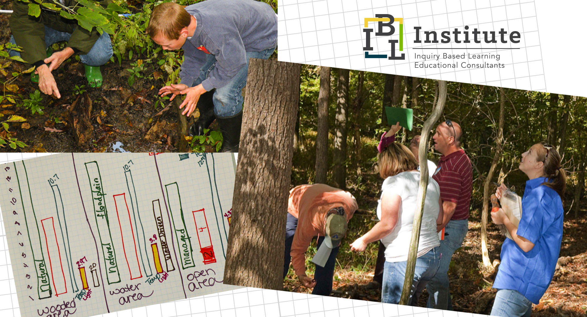 Inquiry based learning workshops