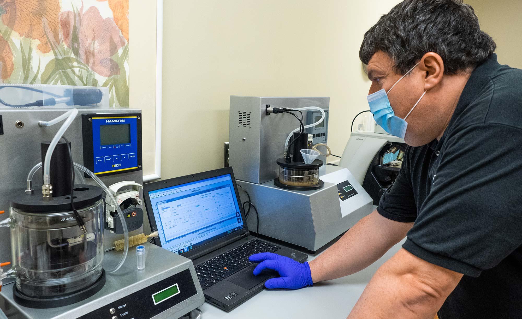 Respirometer-lab